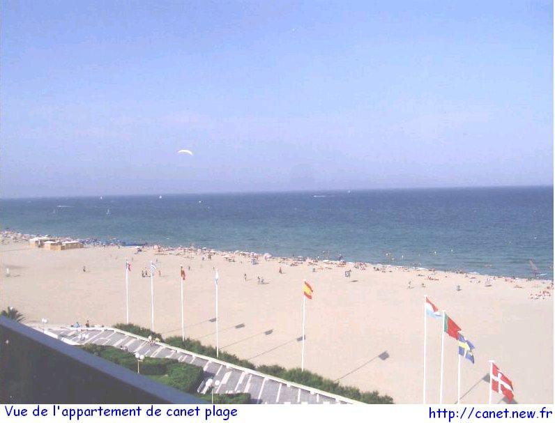 Location d 39 un appartement louer a canet en rousillon accueil - Canet plage office du tourisme ...